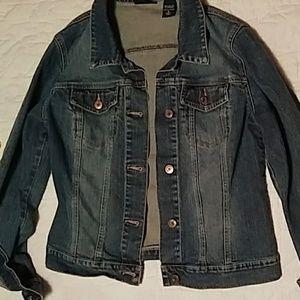 New York & Company Jackets & Coats - New York and Co. Denim Jacket